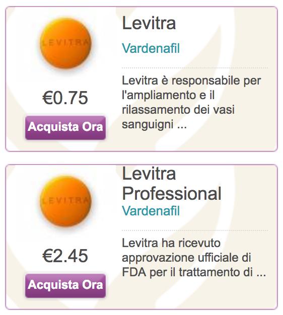 Levitra on Line